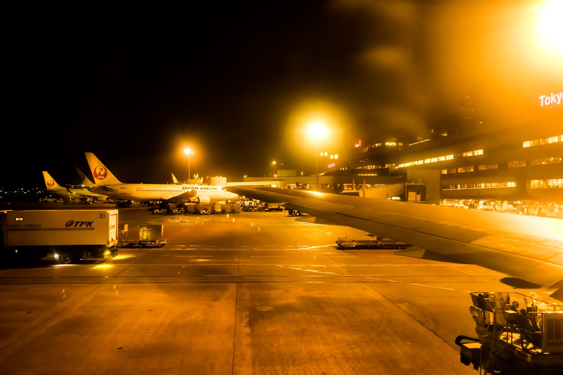 JAL 羽田空港2