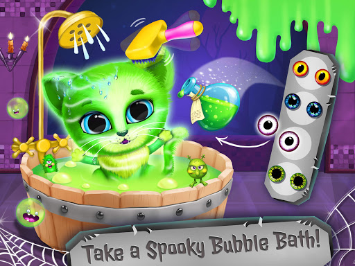 Kiki & Fifi Halloween Salon - Scary Pet Makeover 3.0.25 screenshots 11