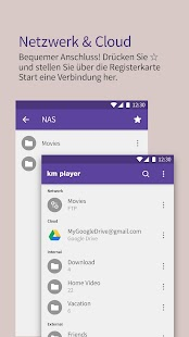 KMPlayer - Alle Video-Player & Musik-Player Screenshot