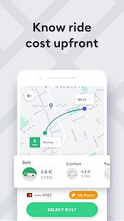 App Bolt (Taxify) APK for Windows Phone