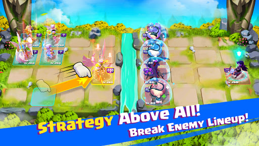 Lazy Heroes: Embattle - Strategy 3D Idle Game 4.0.53768 screenshots 3