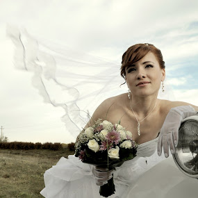 by Iana Udrea - Wedding Bride