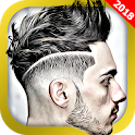 Latest Hairstyles Boys Men Haircuts 2018 icon
