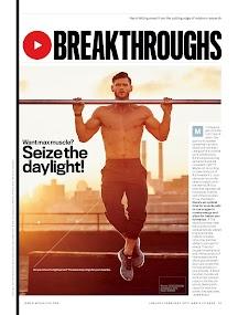 Men's Fitness- screenshot thumbnail