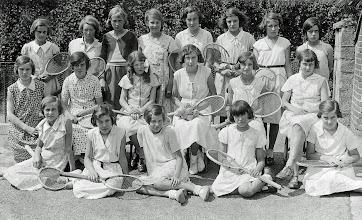Photo: Wateringbury School around 1939
