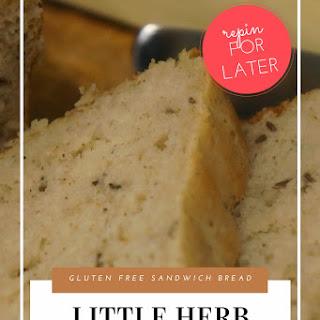 Gluten Free Little Herb Loaf