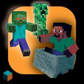 Minecart Offrail for Minecraft