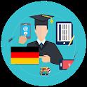 آموزش زبان آلمانی با جملات کوتاه و ساده icon