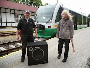 Photo: Kopy + spoluzavazadlo dorazili z Ústí