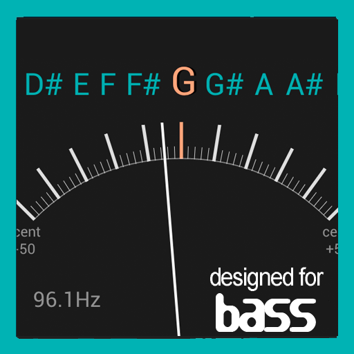 Fine Bass Tuner - Chromatic Bass Tuner