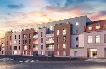 Appartement 3 pièces 63,92 m2