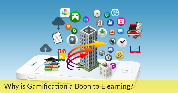Why is Gamification a Boon to Elearning?