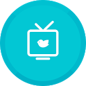 Twit-on-TV icon