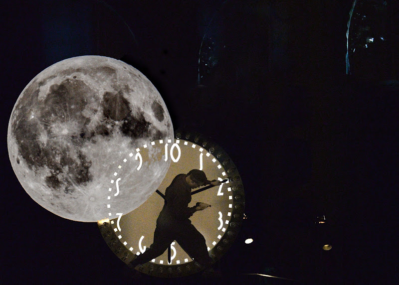 Time on the Moon di Diana Cimino Cocco