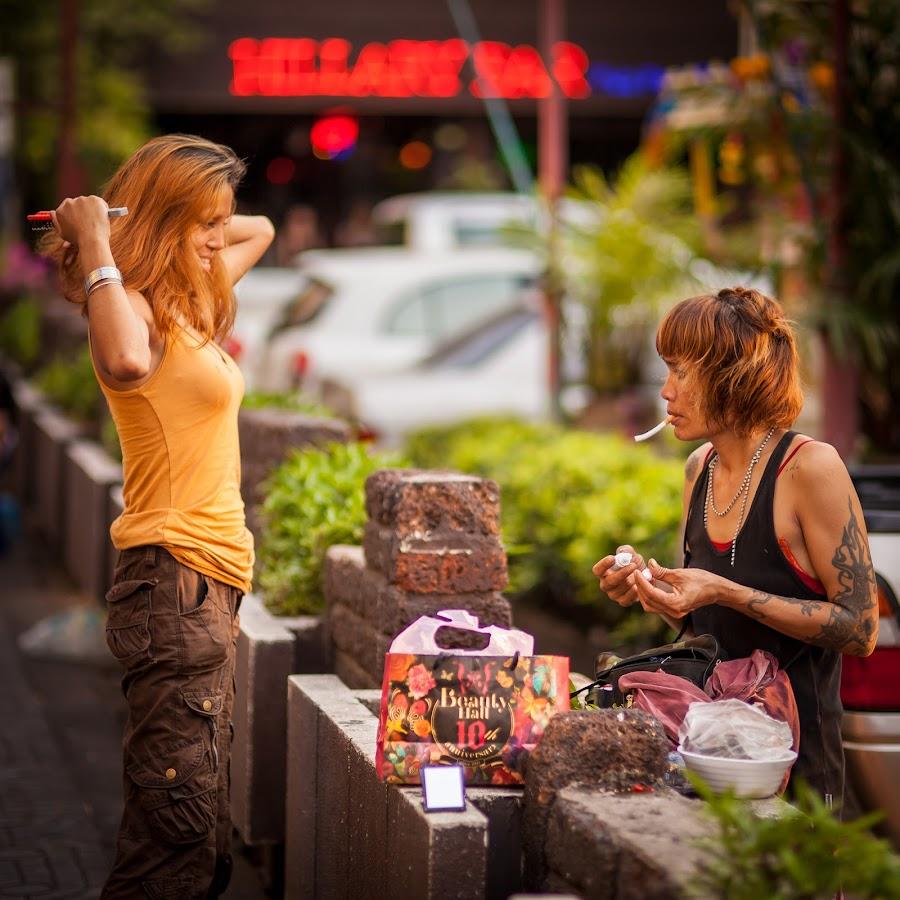 Preparing for One night in Bangkok by John Einar Sandvand - People Street & Candids ( bangkok, prostitution, thailand )