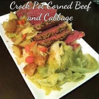 Irish Corned Beef Cabbage Crock Pot Recipes
