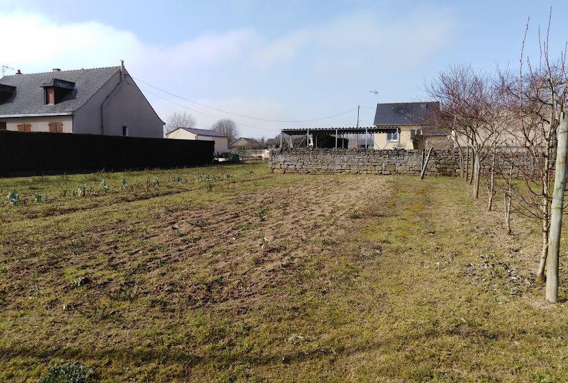 Vente Terrain à bâtir - 700m² à Le Coudray-Macouard (49260)