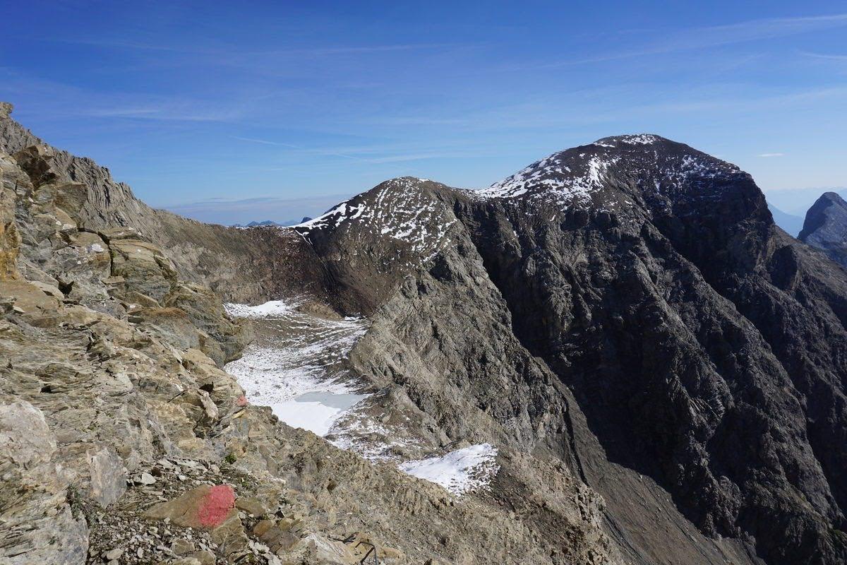 Augsburger Höhenweg (Lechtaler Alpen) 11.09 bis 13.09.15