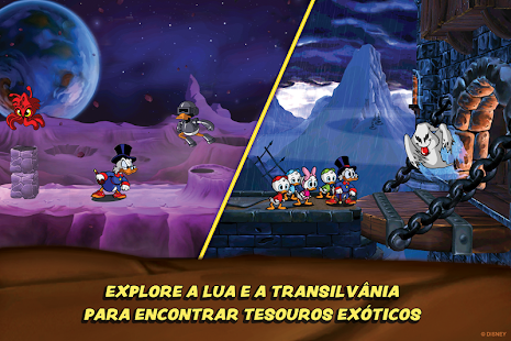 DuckTales Remastered APK + OBB Data para Android imagem 1