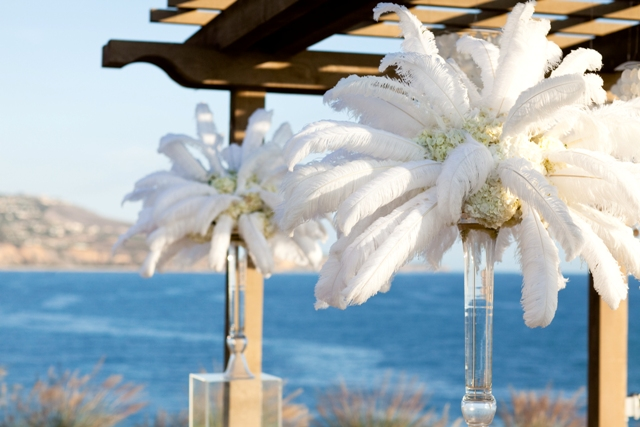 Photo: Wedding Arrangements