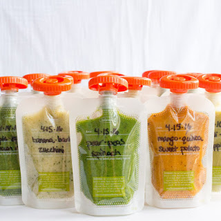 Squash Baby Food Recipes