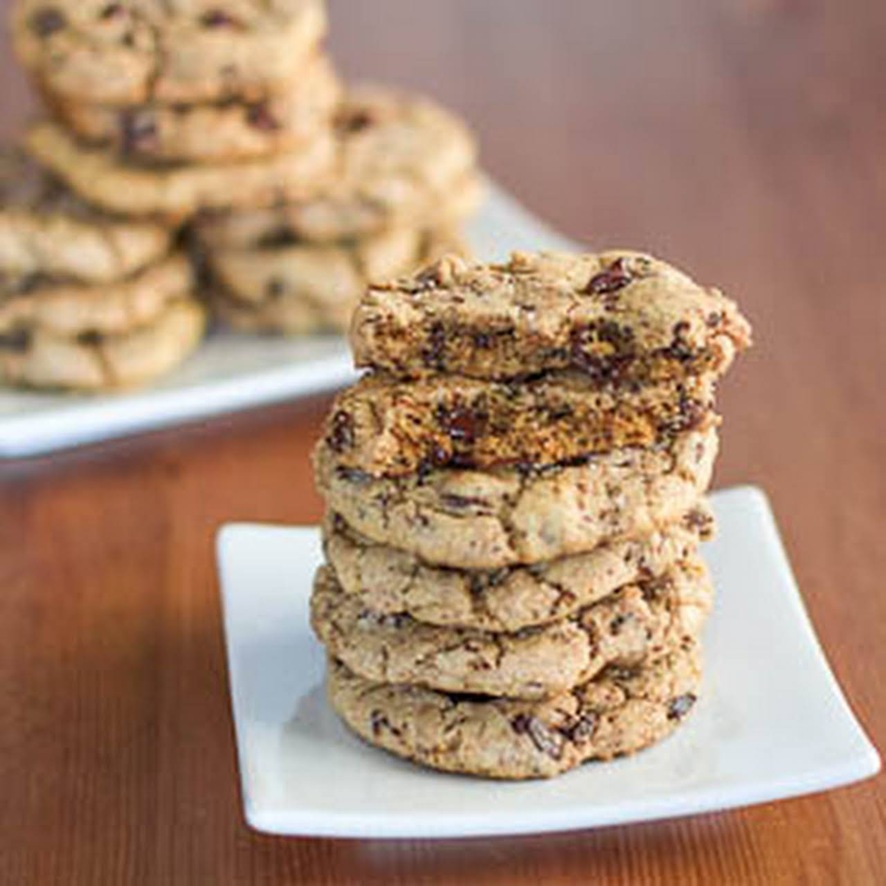 New York  time epoch Chocolate Chip Cookies