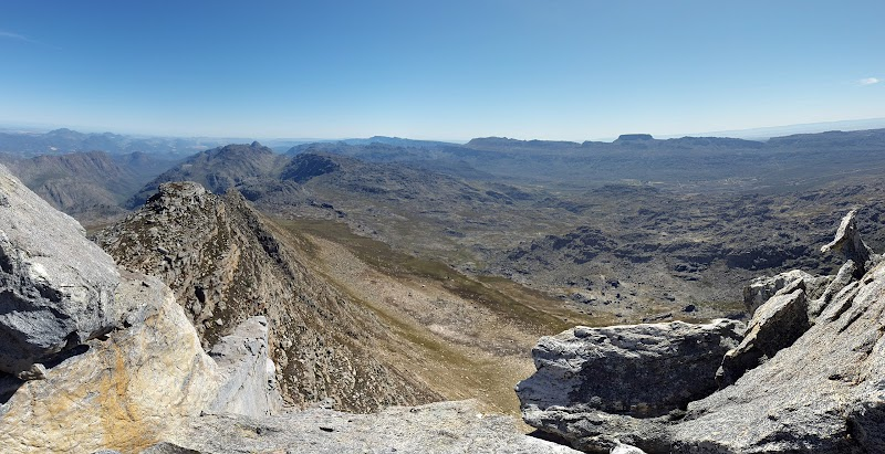 View from Sneeuberg summit