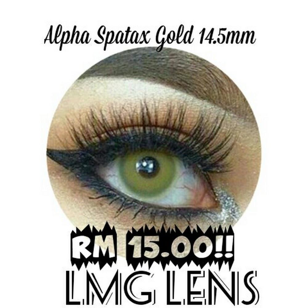 ALPHA SPATAX GOLD 14.5mm