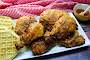 Buttermilk Fried Chicken With Spicy Honey Drizzle