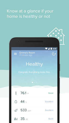 Healthy Home Coach screenshot 2
