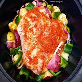 Slow Cooker Cajun Lovers Turkey Roast