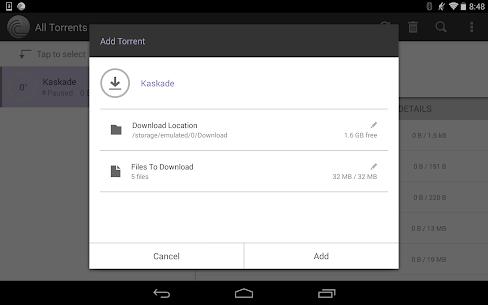 BitTorrent Pro Apk – Official Torrent Download App 10