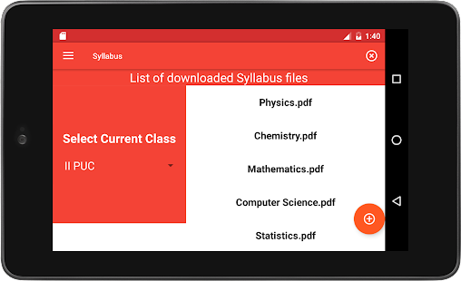 Puc karnataka syllabus results android apps on google play puc karnataka syllabus results screenshot thumbnail malvernweather Images