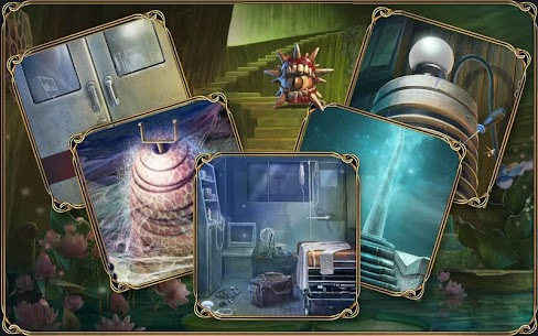 Dreamscapes Mod Apk: Nightmare's Heir 6