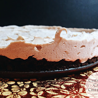 SRC - Chocolate Candy Cheesecake