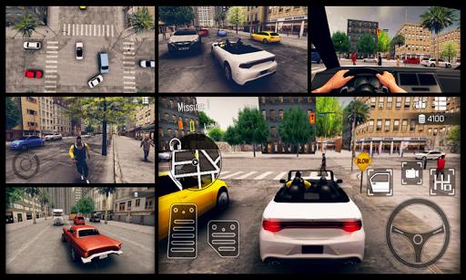 Real Car Parking - Open World City Driving school 2.4 screenshots 1
