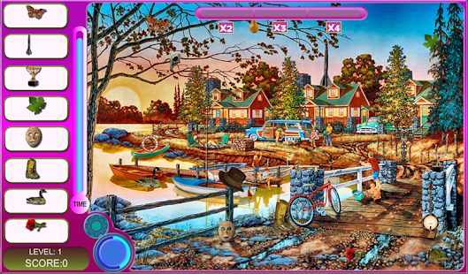 Family Vacation Hidden Object- screenshot thumbnail