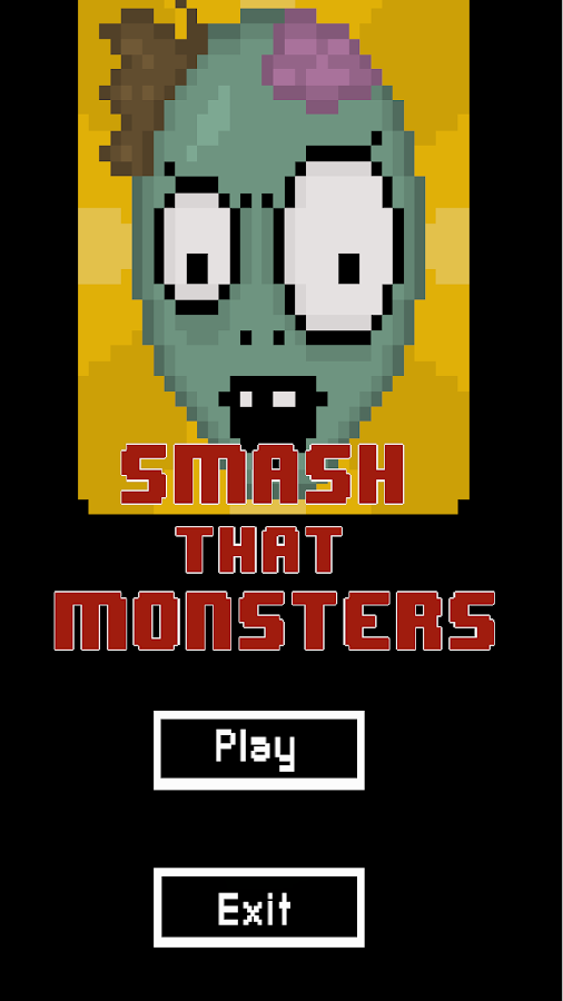 Smash that Monsters- screenshot