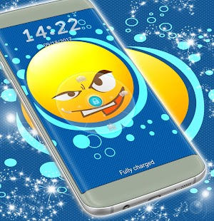 Emoji Screen Locker - náhled