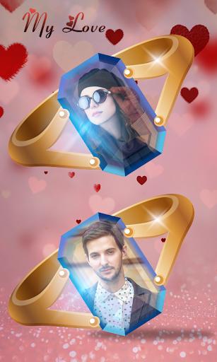 mod Lovely Ring Photo Frames  screenshots 1