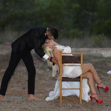 Wedding photographer George Mouratidis (MOURATIDIS). Photo of 12.10.2018