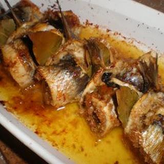 Sicilian Stuffed Sardines Recipe