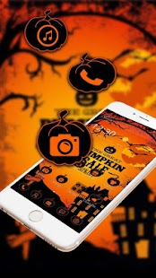 download halloween theme launcher graffiti for pc screenshot 4 - Halloween Theme Remix