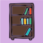 My Book Shelf Icon