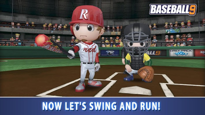 Baseball 9 Screenshot Image
