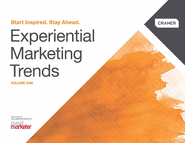 experiential marketing trends volume one