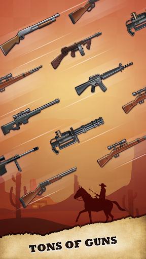 West World - Crazy Gun 1.1.0 screenshots 5