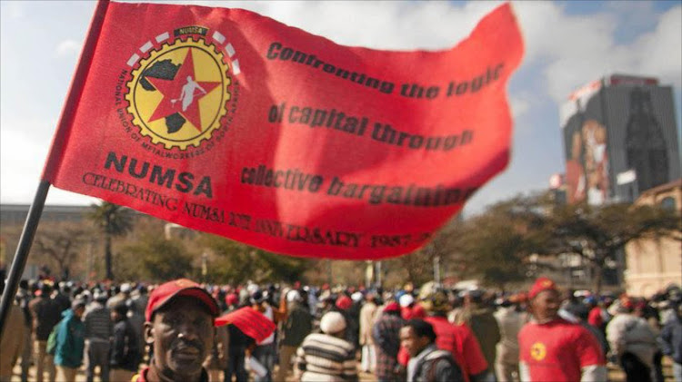 The National Union of Metalworkers of SA (Numsa) has slammed the minimum wage bill signed into law by President Cyril Ramaphosa