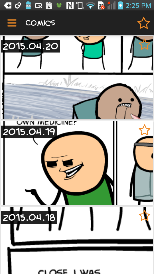 Cyanide & Happiness Android 2