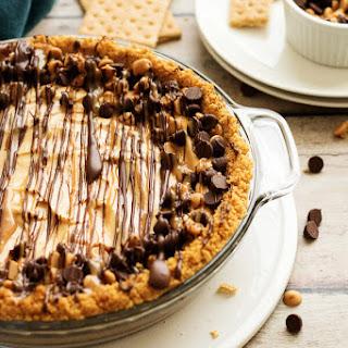Peanut Butter Lovers No Bake Peanut Butter Pie Filling Recipe